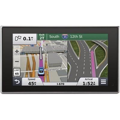 nuvi 3597LMTHD 5` Bluetooth GPS Navigation System with Lifetime Maps and Traffic