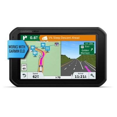 Garmin dezl 780 LMT-S 7` GPS Truck Navigator (010-01855-00)