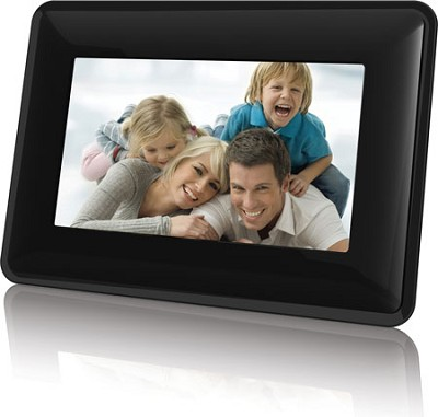 7` Widescreen Digital Photo Frame