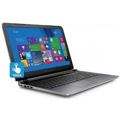 Pavilion 15-ab020nr 15.6` 5th Gen Intel Core i5-5200U Touchscreen Notebook
