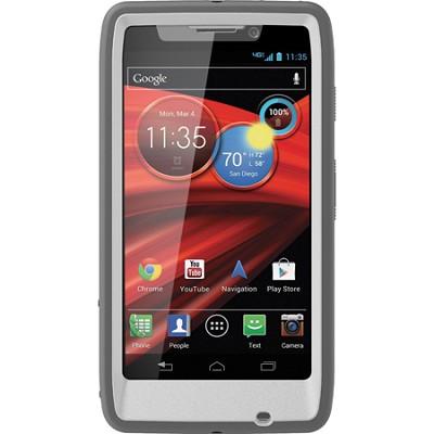Defender Series Case for Motorola RAZR MAXX HD Retail Packaging - Glacier White