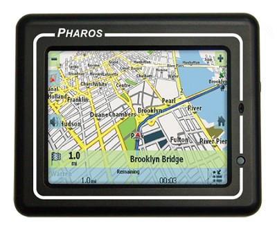Drive 150 Portable GPS Navigation Device with 3.5` LCD