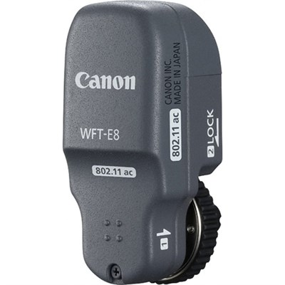 Wireless File Transmitter WFT-E8A for Canon EOS-1D X Mark II Camera