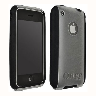 Commuter TL Case for iPhone 3G , 3G S (Black)