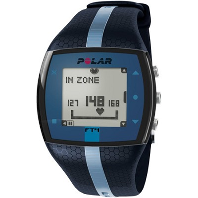 FT4 Heart Rate Monitor - Blue/Blue (90047622)