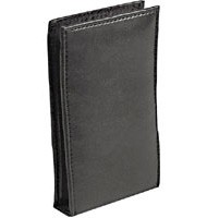 Deluxe Leather case for Garmin iQue GPS Receiver
