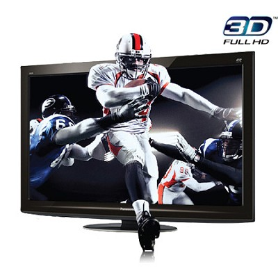 TC-P50GT25 - 50` Class Viera GT25 Series Full HD 3D 1080p Plasma