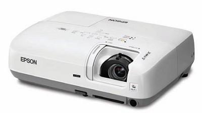 PowerLite W6 Multimedia Projector, WXGA, 2000 Lumens - OPEN BOX