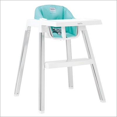 Club Lightweight High Chair (Aqua)