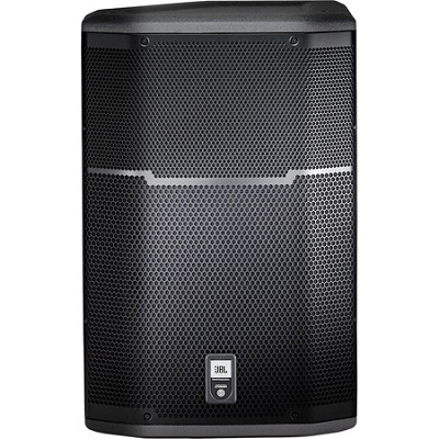 15` Two-Way Self-Powered Portable PA Loudspeaker
