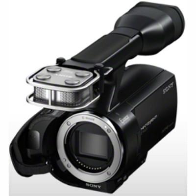 NEX-VG20 Full HD Interchangeable Lens Handycam Camcorder