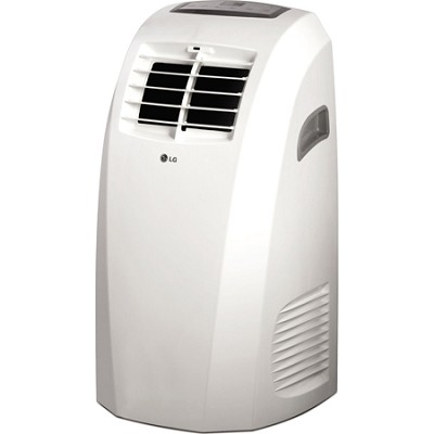 LP1014WNR 115-volt Portable Air Conditioner with Remote Control, 10000 BTU