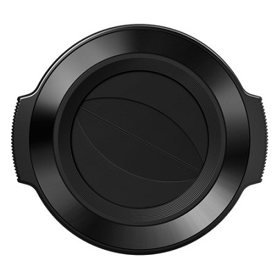 Lens Cap Auto Open LC-37C Black for 14-42mm EZ
