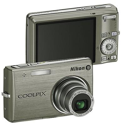Coolpix S700 Digital Camera - OPEN BOX