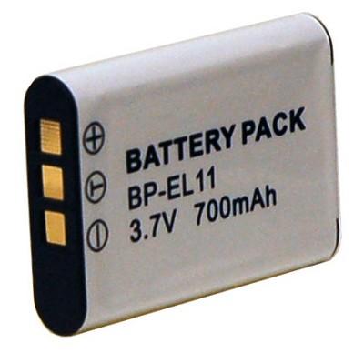 BP-EL11 - 700mAh Lithium Replacement Battery for Nikon EN-EL11 and Pentax DLi78