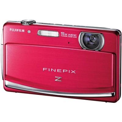 FINEPIX Z90 5x Wide Angle Zoom 14 MP Digital Camera (Red)