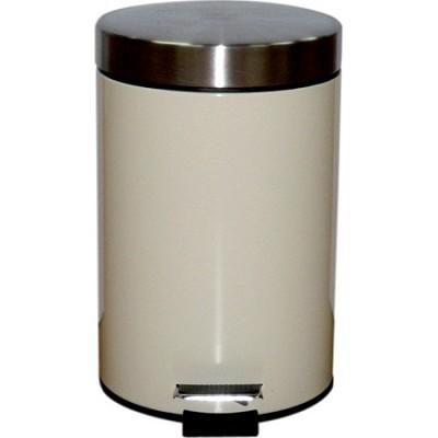 3-Liter Waste Bin, Cream WB30331