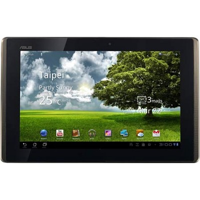 Eee Pad Trans. TF101-B1 10.1` 32 GB Tablet Computer (Tablet Only) - REFURBISHED