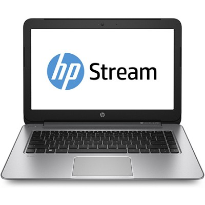 Stream 14 Laptop with Beats Audio (Natural Silver)