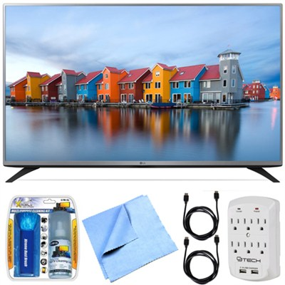 49LF5400 - 49-inch Full HD 1080p LED HDTV Essentials Bundle