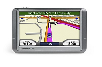 nuvi 250W Portable GPS navigation w/ Wide 4.3` Color Display (refurbished)