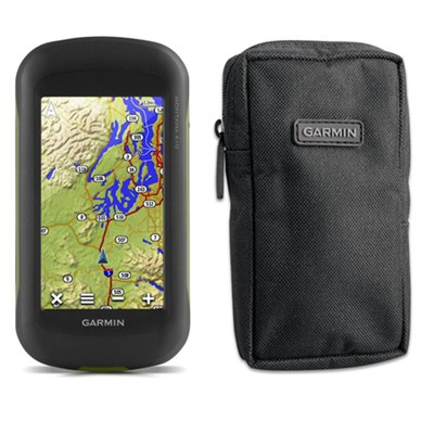 010-01534-00 Montana 610 Handheld GPS Carrying Case Bundle