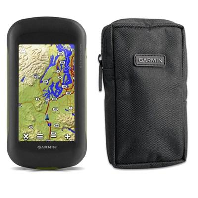 010-01534-00 Montana 610 Handheld GPS Carrying Case Bundle
