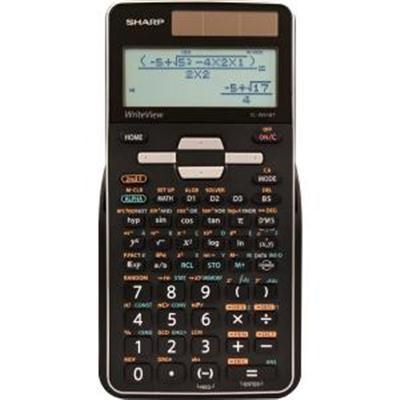 Advanced Scientific Calculator 4 Line Display - ELW516TBSL