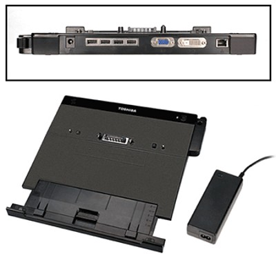 Express Port Replicator with 90W Global AC Adapter