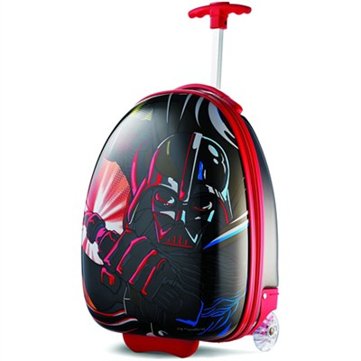 18` Upright Hardside Suitcase (Star Wars Darth Vader)