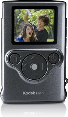 ZM1 Mini Pocket Waterproof Ultra-Thin Video Camera Camcorder (Grey)