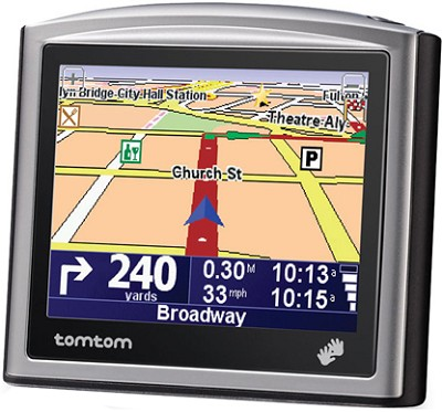 ONE Portable vehicle navigation w/ Bluetooth - OPEN BOX