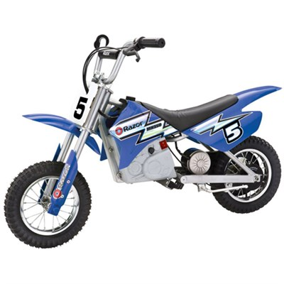 MX350 Dirt Rocket Electric Motocross Bike (ages 12 and up) - OPEN BOX