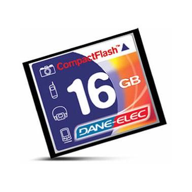 16GB CompactFlash Memory Card