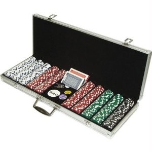 500 Piece Casino Quality Poker Set