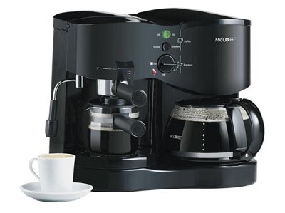 ECM21 Coffee Maker