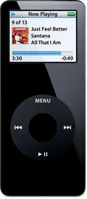 iPod nano 2GB Black MP3 Player