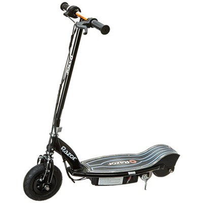 E100 Glow Electric Scooter - Black - OPEN BOX