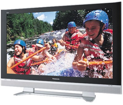TH-50PX50U 50` Plasma TV w/ Built-In ATSC/QAM/NTSC Tuners and CableCard slot
