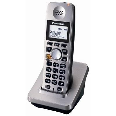 KX-TGA600M Metallic 5.8 GHz Add on Handset