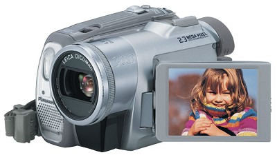 NV-GS150E 3-CCD Mini-DV PAL system Camcorder (for international use)