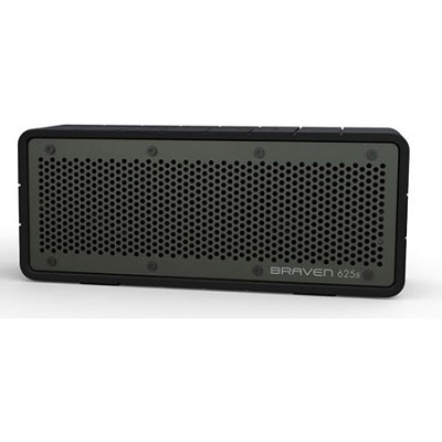 Bluetooth Speakerphone and Charger for iPhone, iPod, iPad (Black/Gray) OPEN BOX