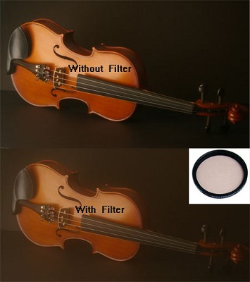 58mm Warm Pro-Mist 1 Filter
