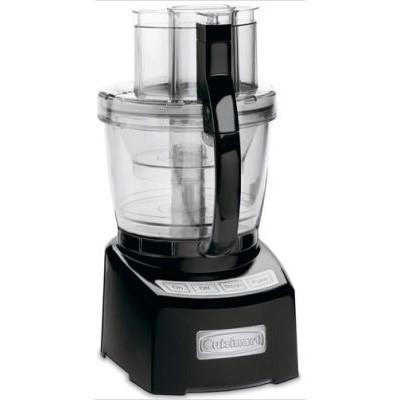 Elite Collection 14-Cup Food Processor (Black)