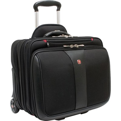 Patriot 2-Piece Wheeled Computer and Laptop Carrying Case WA-7953-02F00