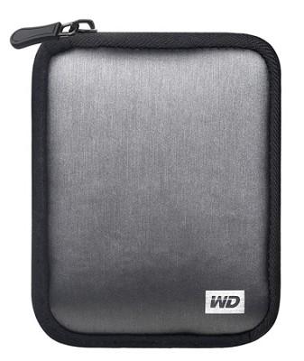 My Passport Carrying Case ( Silver ) WDBABK0000NSL-WASN