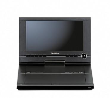 SD-P91S  Portable DVD Player w/ 9` LCD Swivel Display