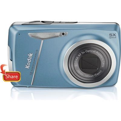 EasyShare M550 12 MP 2.7` LCD Digital Camera (Blue)