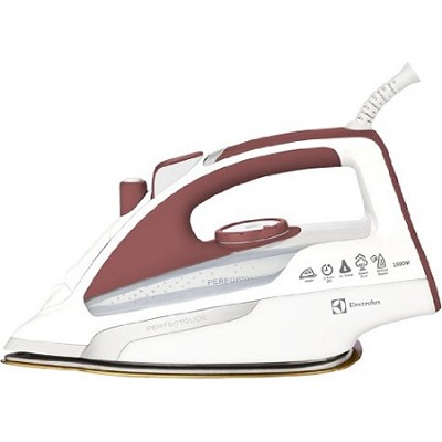 Perfect Glide Iron, Watermelon Red and White