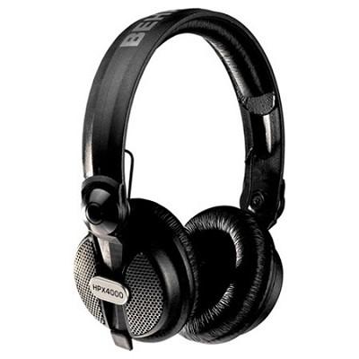 HPX4000 Closed-Type High-Definition DJ Headphones  - OPEN BOX